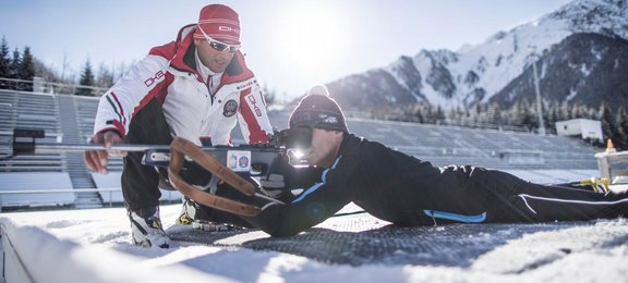 Biathlon in Antholz